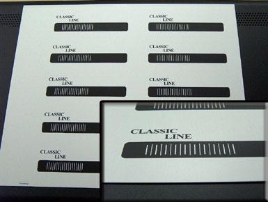 Alueloxal Unterdrucktechnik