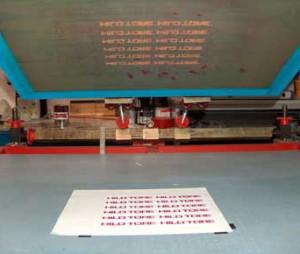 Drucktisch 2